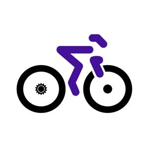 Logo 2 wheels