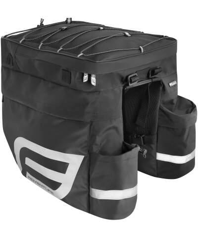FORCE ADVENTURE, wodoodporna torba na bagażnik