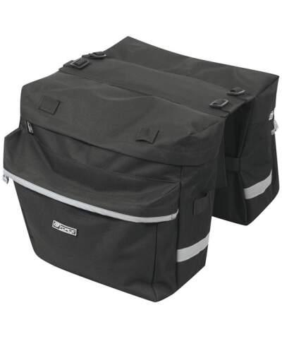 FORCE DOUBLE torba na bagażnik