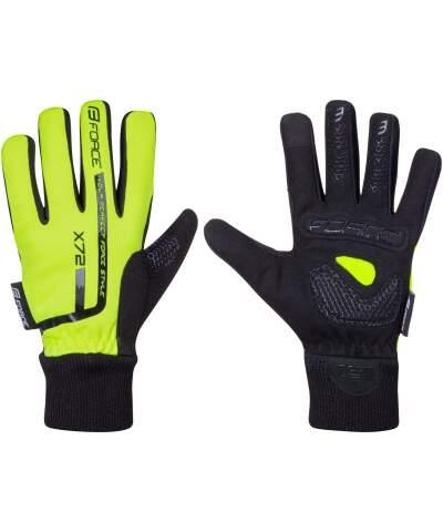 FORCE KID X72 Rękawiczki zimowe, dziecięce