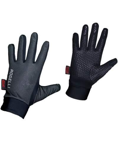 Cienkie zimowe rękawiczki z membraną Rogelli LAVAL