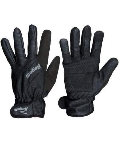 Cienkie zimowe rękawiczki z membraną i wkładką wewnątrz dłoni ALBERTA 2.0