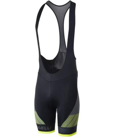 Spodnie kolarskie Rogelli RITMO z wkładką żelową