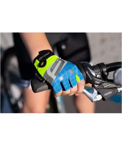 Rękawiczki dziecięce letnie Force SQUARE