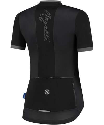 Damska oddychająca koszulka kolarska ESSENTIAL z krótkim rękawem