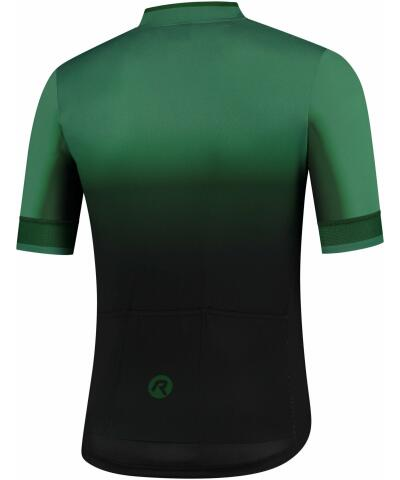 Designerska koszulka rowerowa Rogelli HORIZON z krótkim rękawem