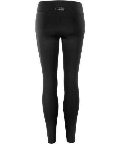 Spodnie legginsy damskie bez wkładki Force HEART LADY