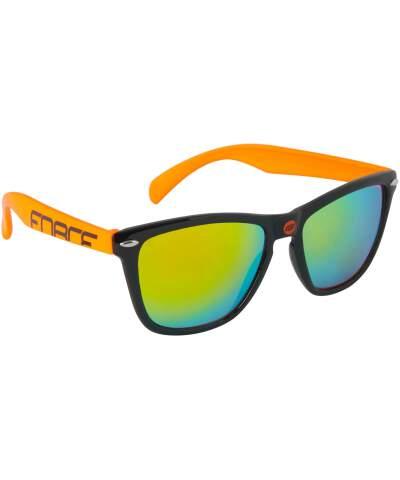 Okulary przeciwsłoneczne Force FREE szkła pomarańczowy laser