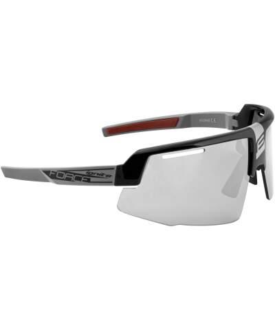 Okulary rowerowe Force IGNITE szkła fotochromowe