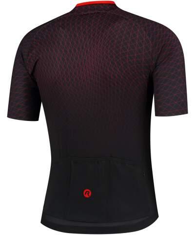 Minimalistyczna koszulka rowerowa WEAVE z krótkim rękawem