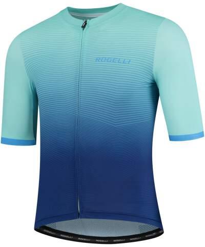Aerodynamiczna koszulka rowerowa Rogelli WALOR z krótkim rękawem