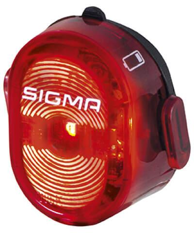 Lampa rowerowa tylna SIGMA NUGGET II FLASH